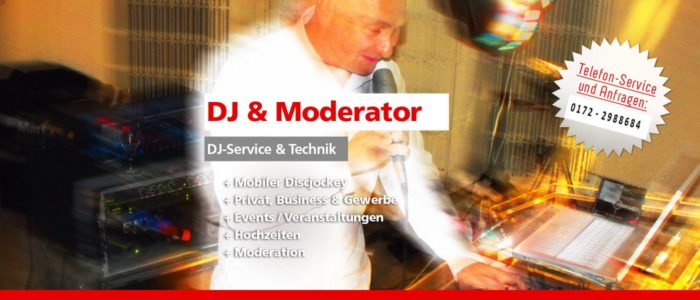 Event DJ Berlin