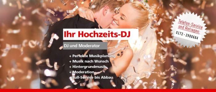 Hochzeits DJ Potsdam